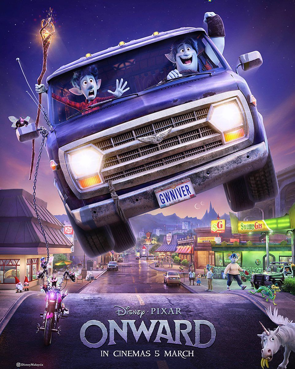 """Onward"": One-Sentence Review"