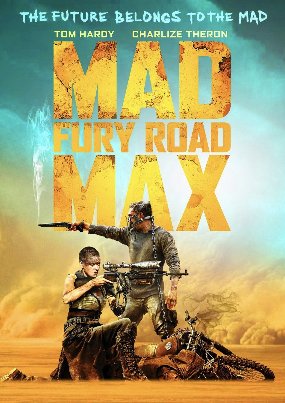 """Mad Max: Fury Road"": One-Sentence Review"