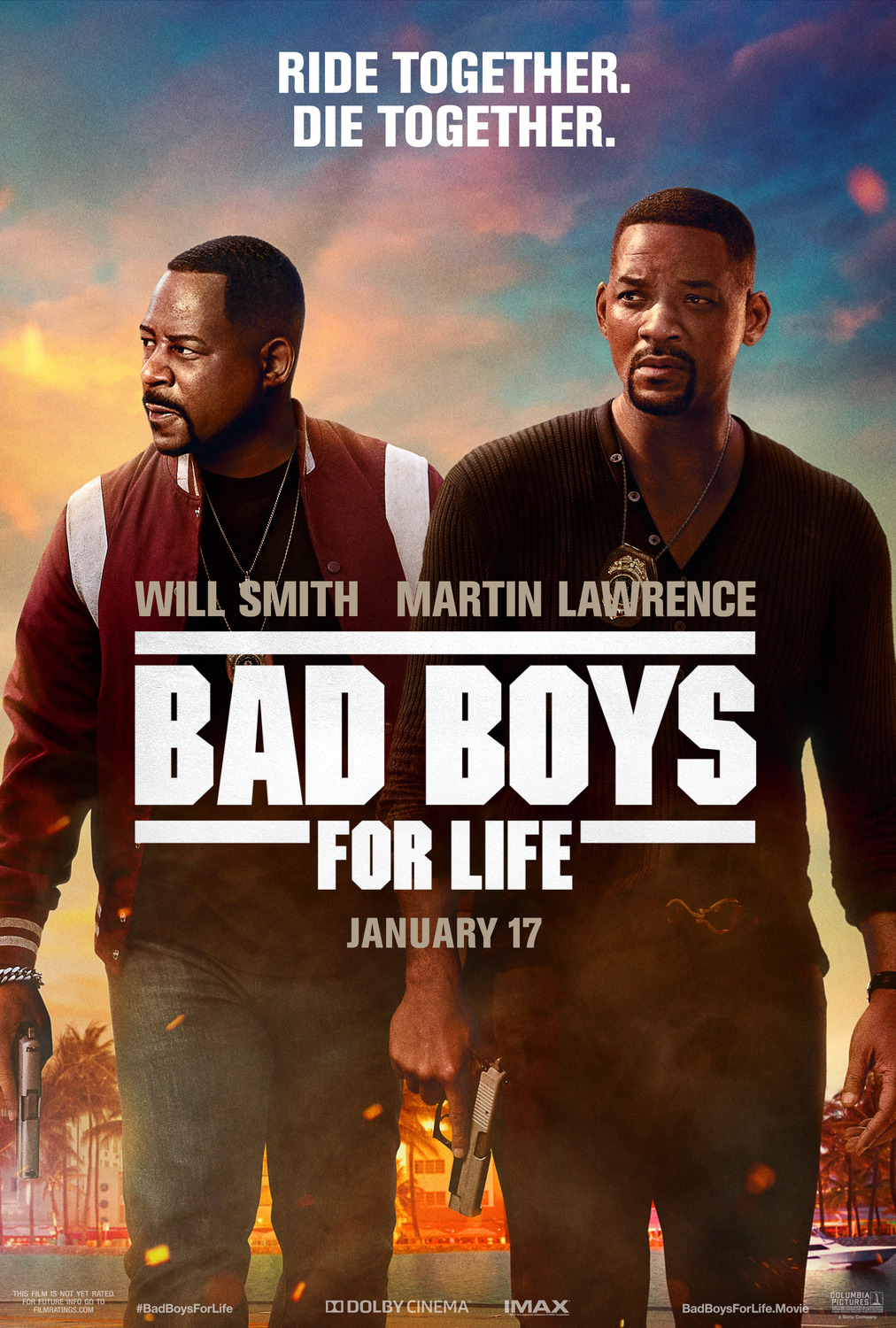 """Bad Boys for Life"": One-Sentence Reviews"