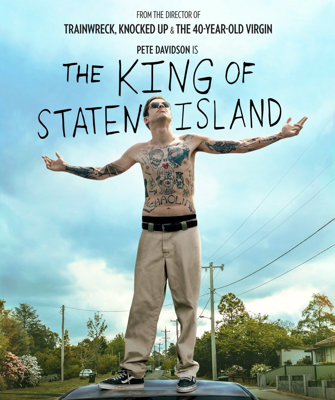 """The King of Staten Island"": One-Sentence Review"