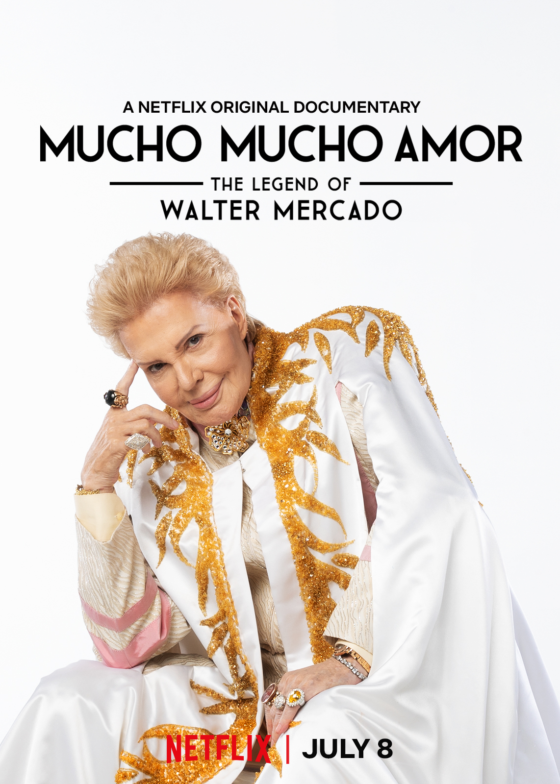 """Mucho Mucho Amor"": One-Sentence Review"