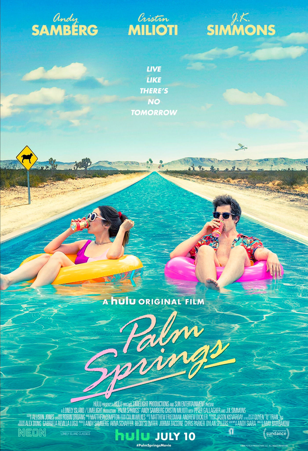 """Palm Springs"": One-Sentence Review"
