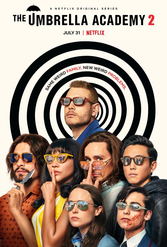 """""""The Umbrella Academy: Season 2"""": One-SentenceReview"""
