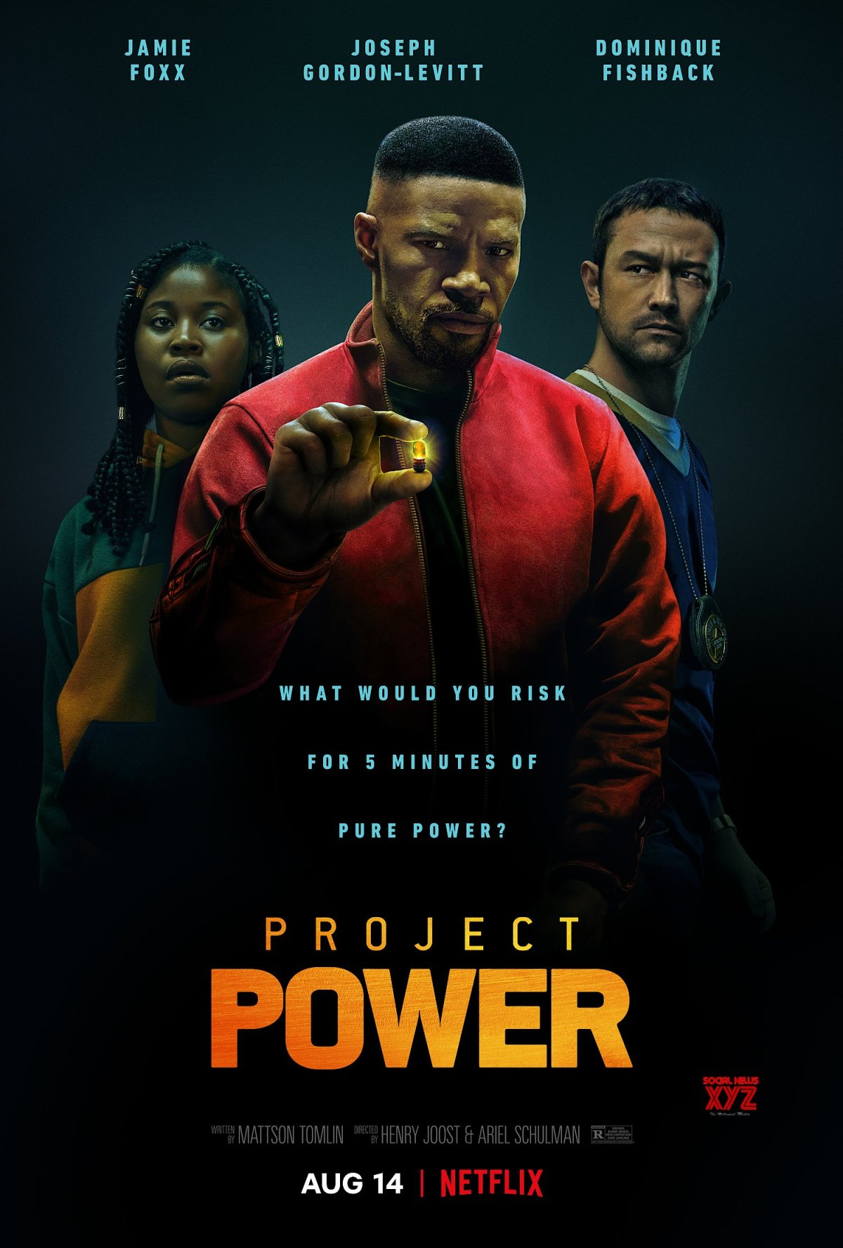 """Project Power"": One-Sentence Review"