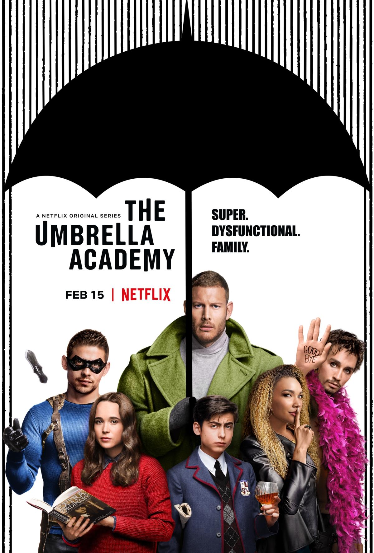 """""""The Umbrella Academy: Season 1"""": One-SentenceReview"""