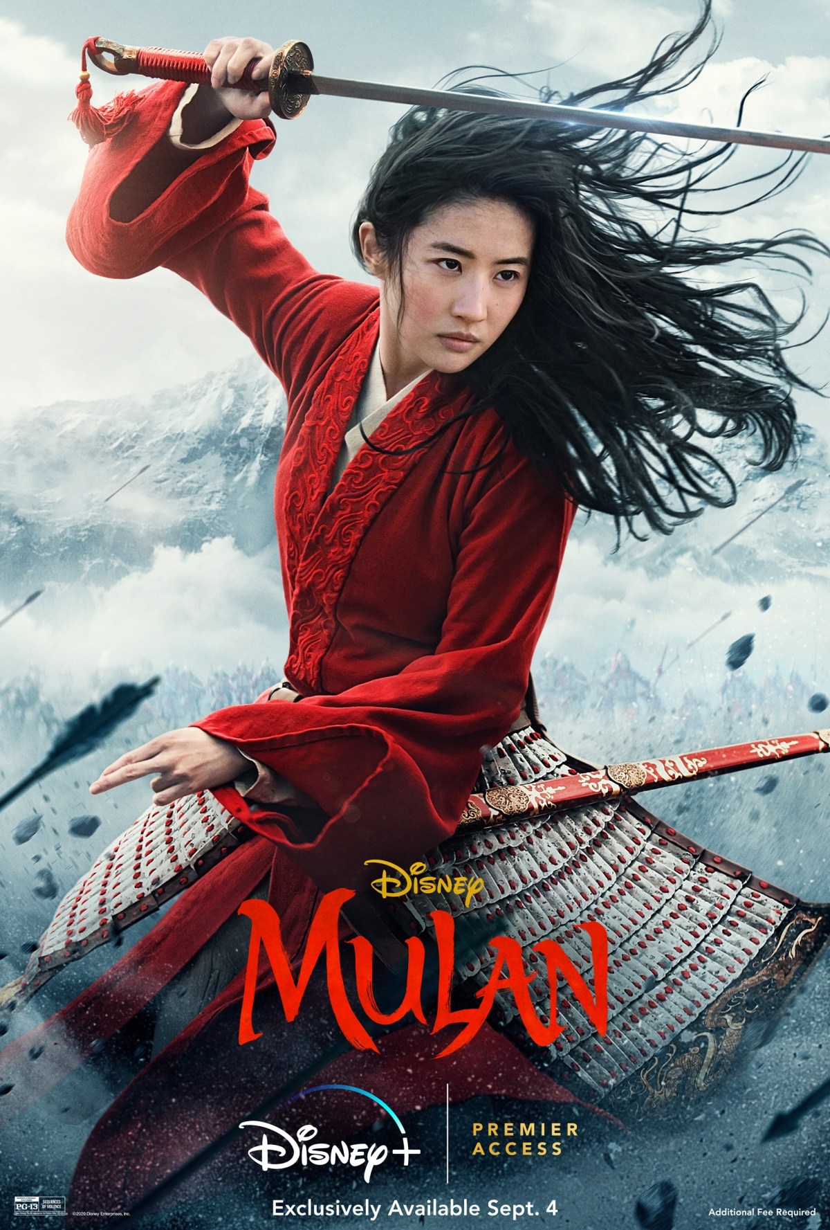 """Mulan (2020)"": One-Sentence Review"