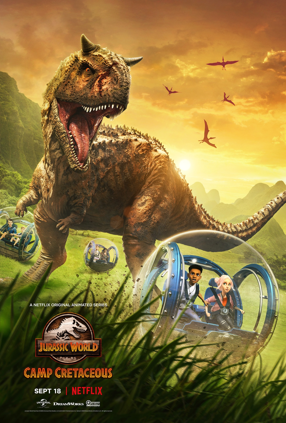 """Jurassic World Camp Cretaceous: Season One"": One-Sentence Review"