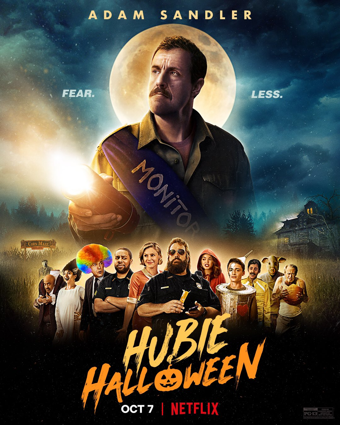 """Hubie Halloween"": One-Sentence Review"