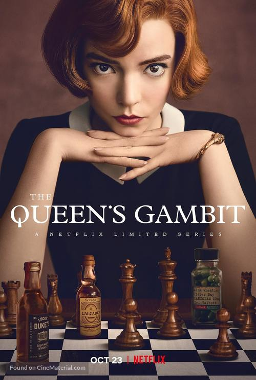 """The Queen's Gambit"": One-Sentence Review"