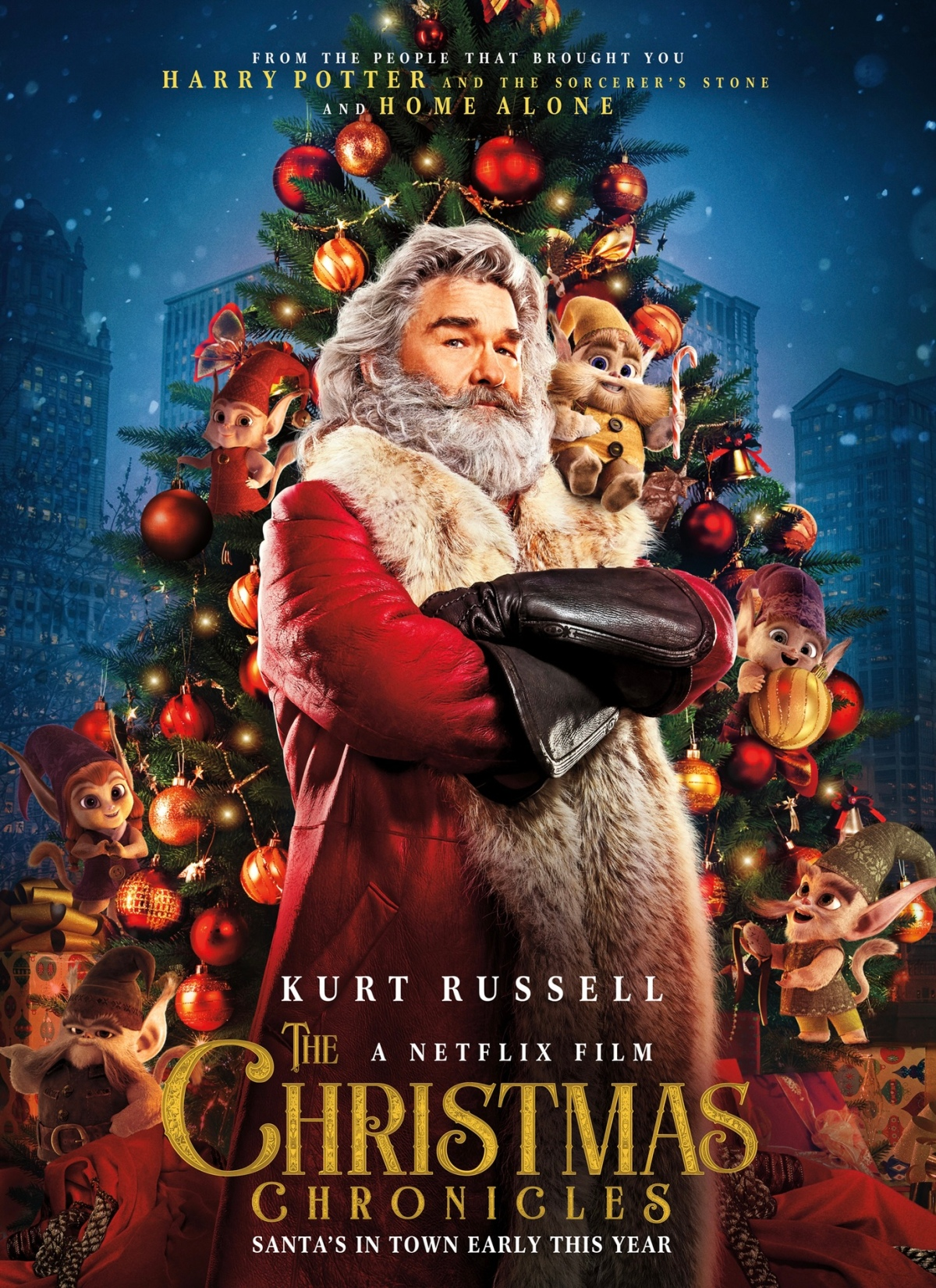 """The Christmas Chronicles"": One-Sentence Review"