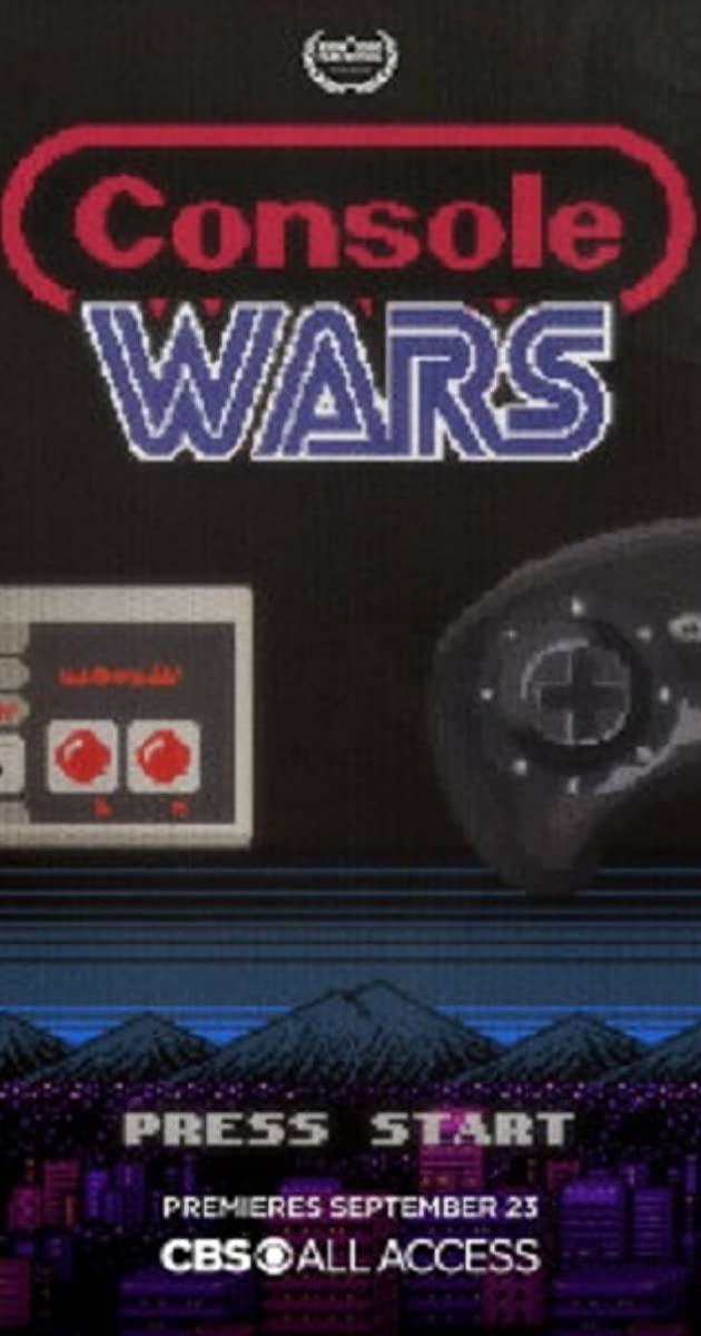 """Console Wars"": One-Sentence Review"