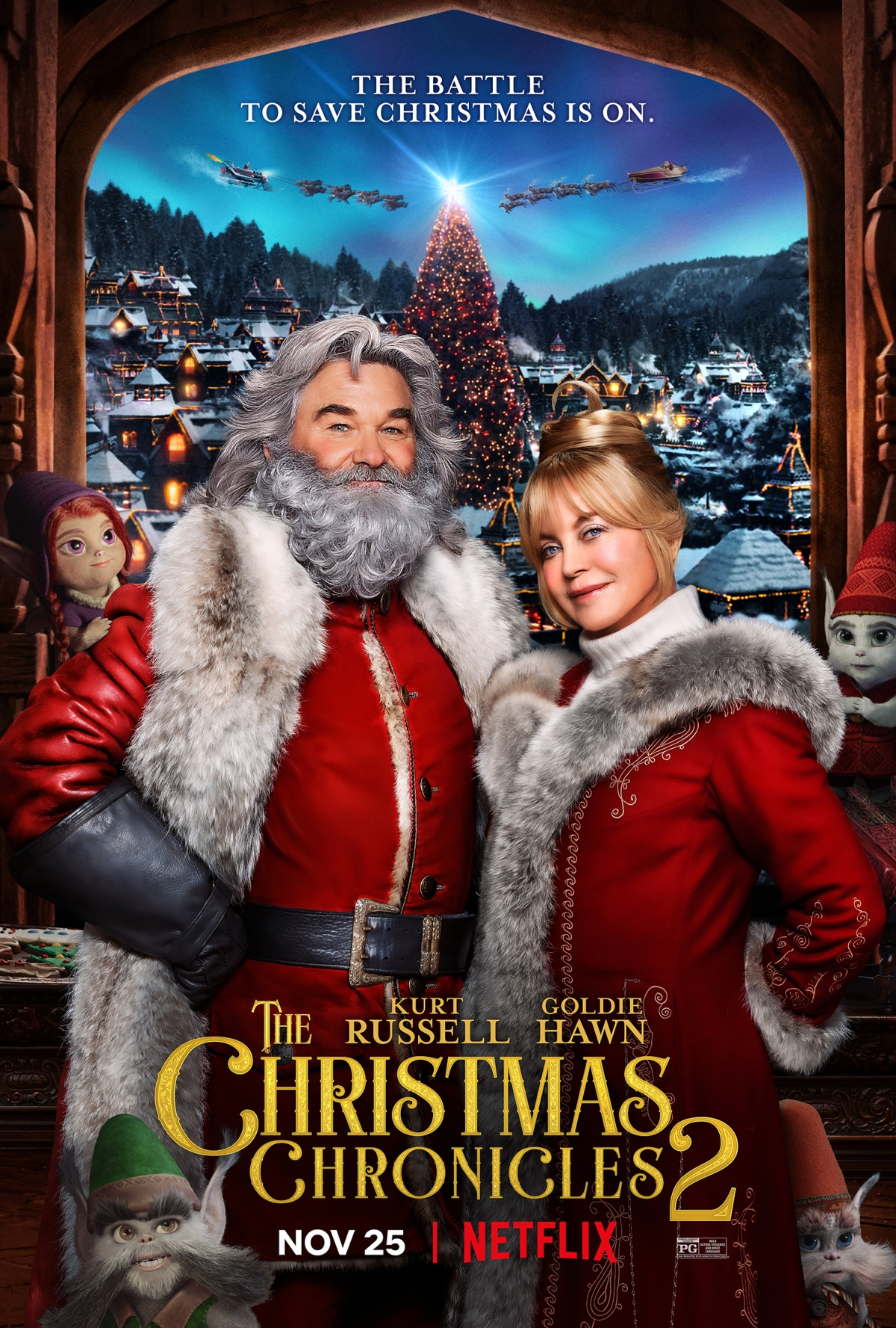 """The Christmas Chronicles 2"" One-Sentence Review"