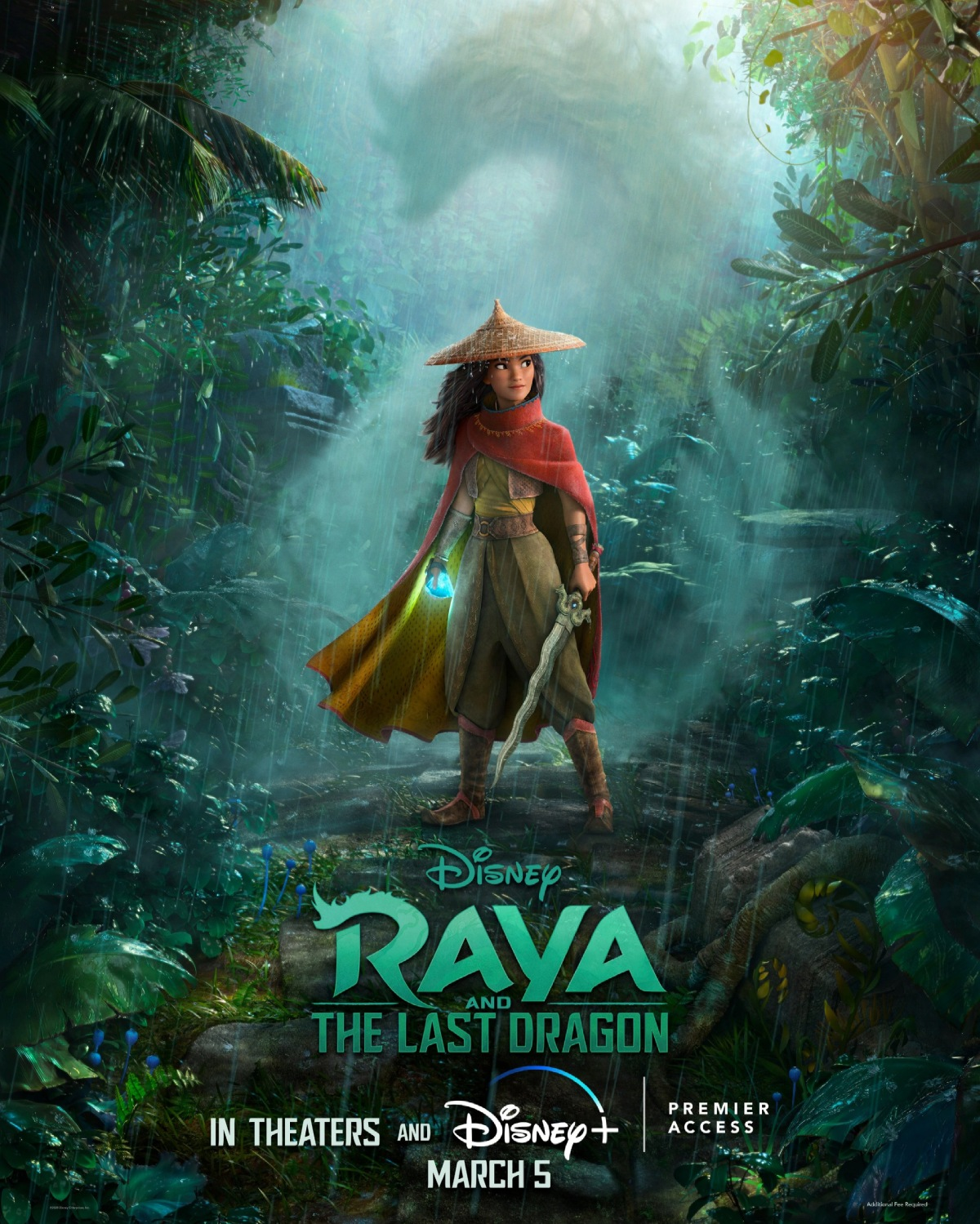 """Raya and the Last Dragon"": One-Sentence Review"
