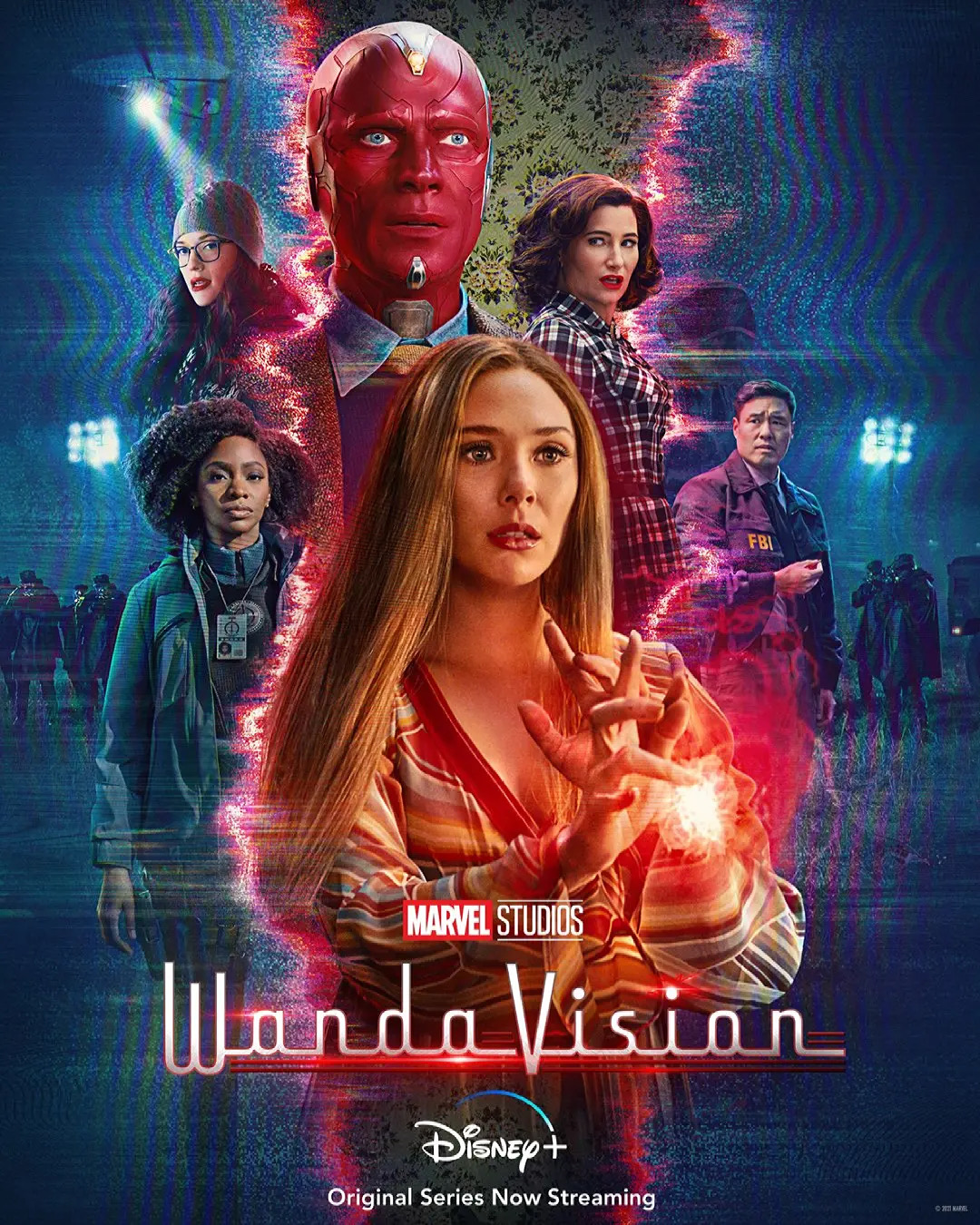 """WandaVision"": One-Sentence Review"