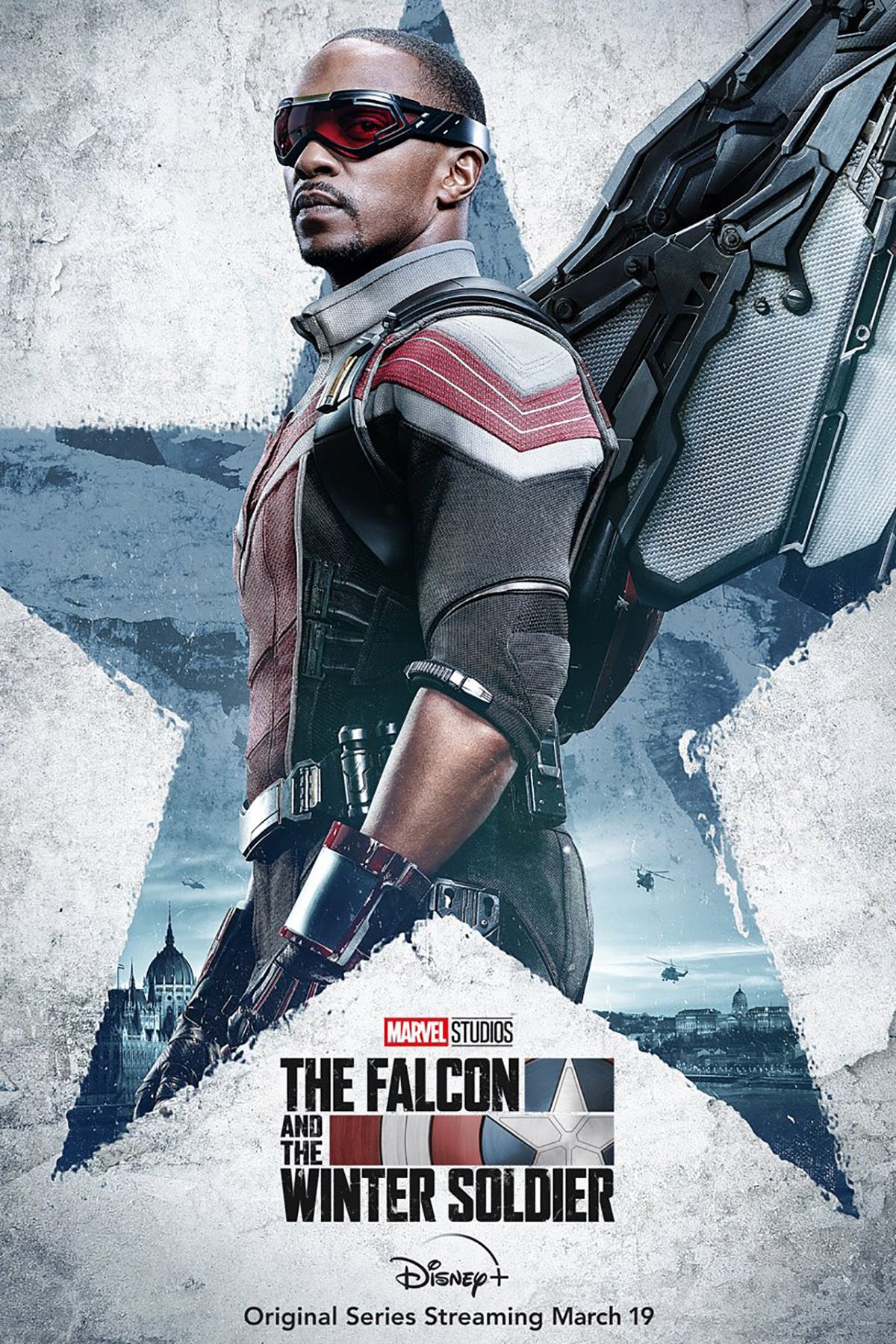 """""""The Falcon and the Winter Soldier"""": One-SentenceReview"""