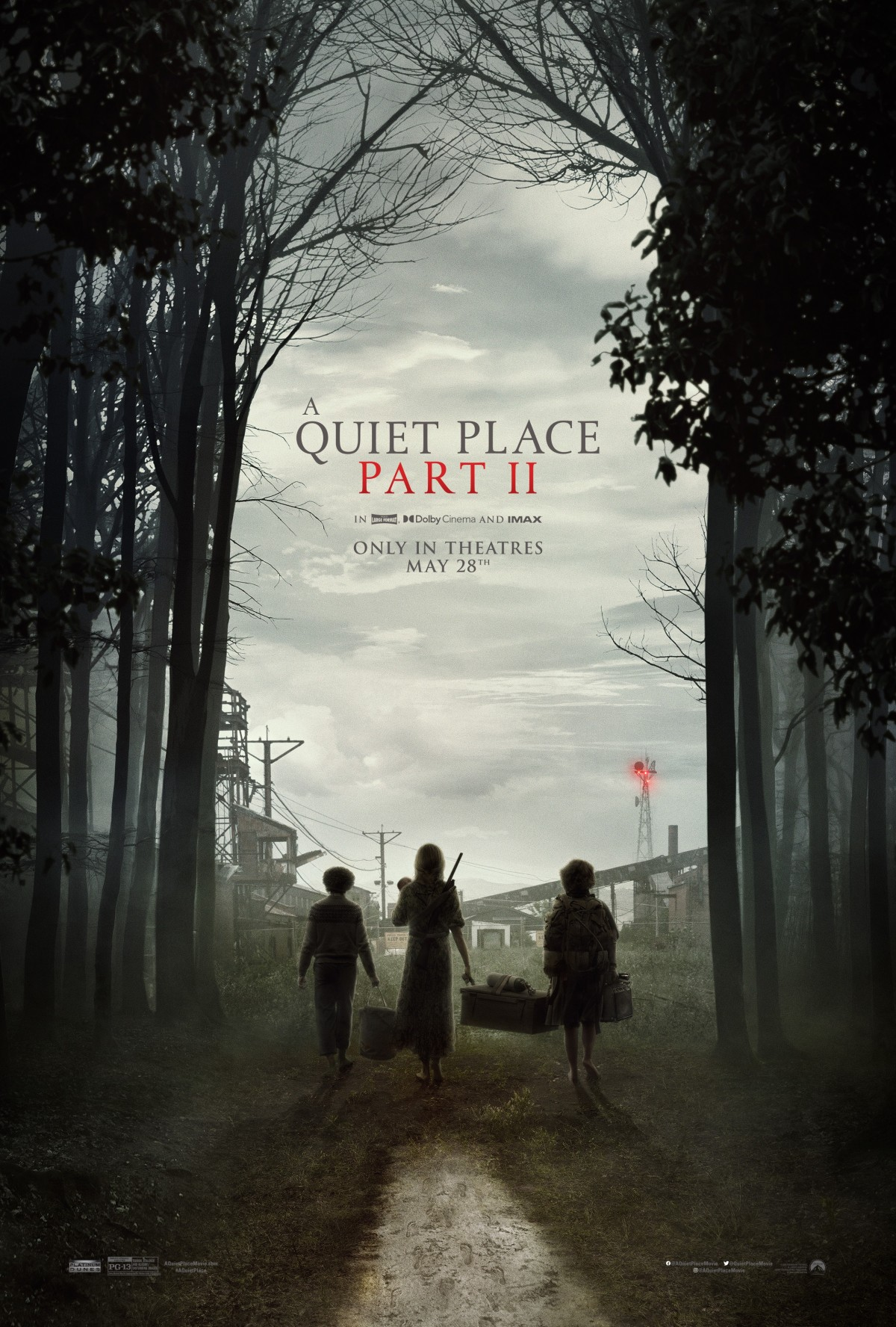 """""""A Quiet Place II"""": One-SentenceReview"""