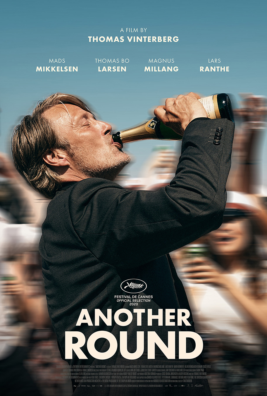 """""""Another Round"""": One-SentenceReview"""