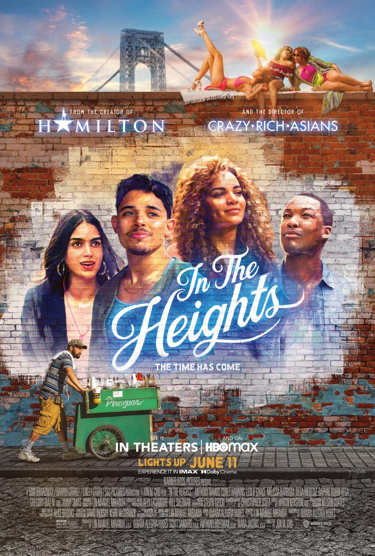 """""""In the Heights"""": One-SentenceReview"""