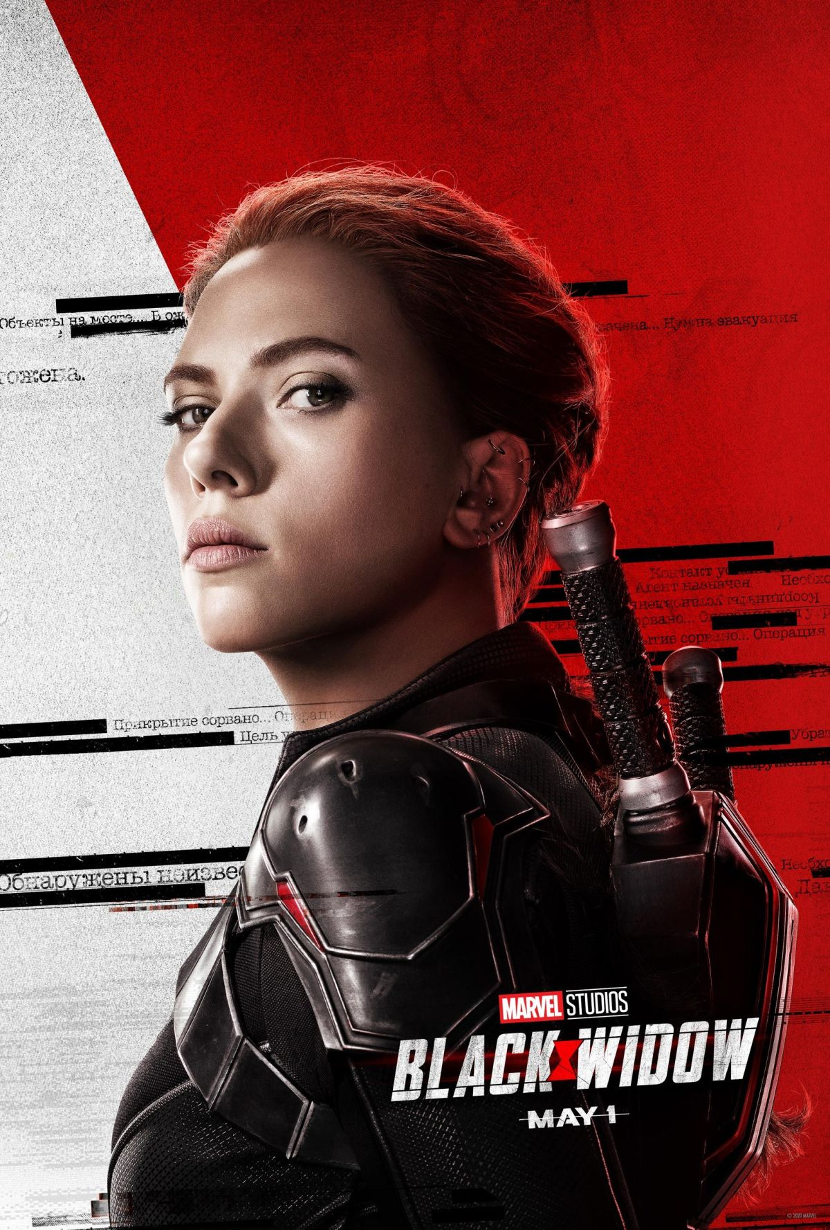 """""""Black Widow"""": One-SentenceReview"""
