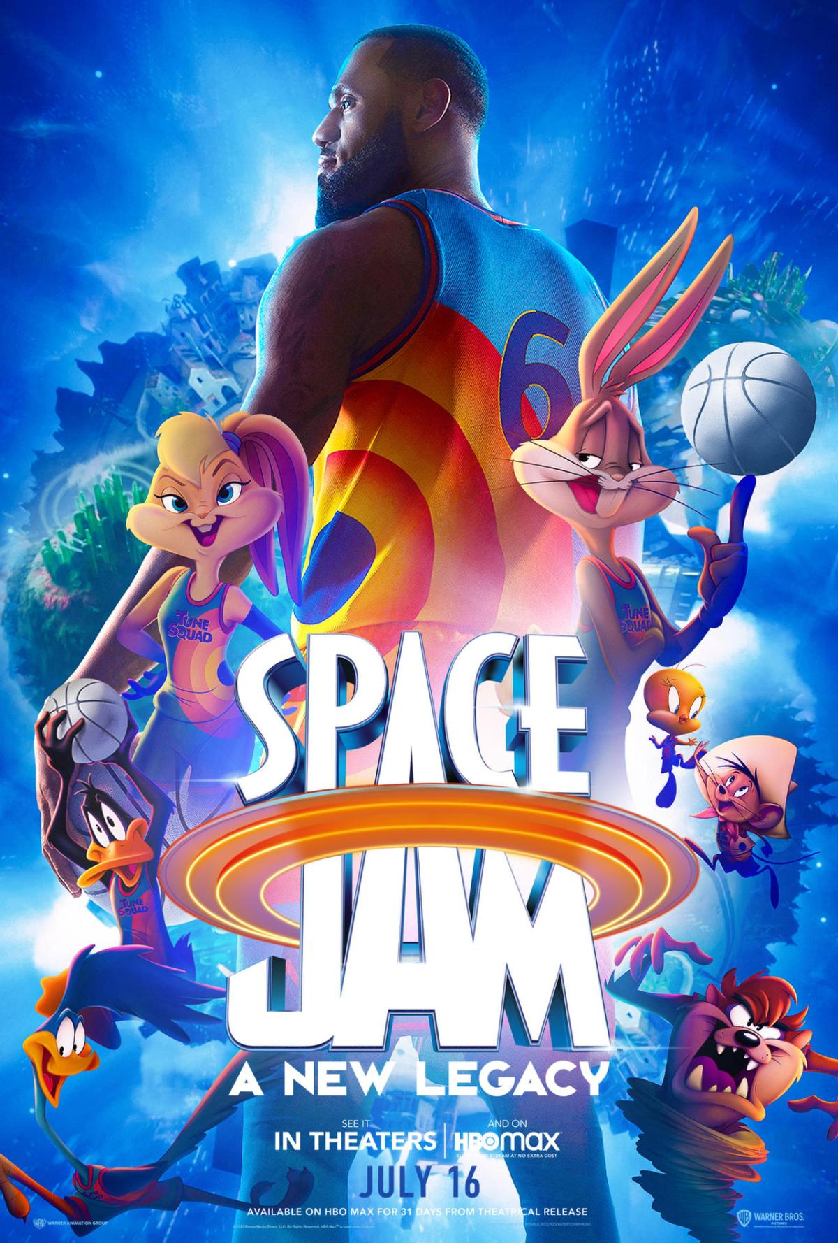 """""""Space Jam: A New Legacy"""": One-SentenceReview"""