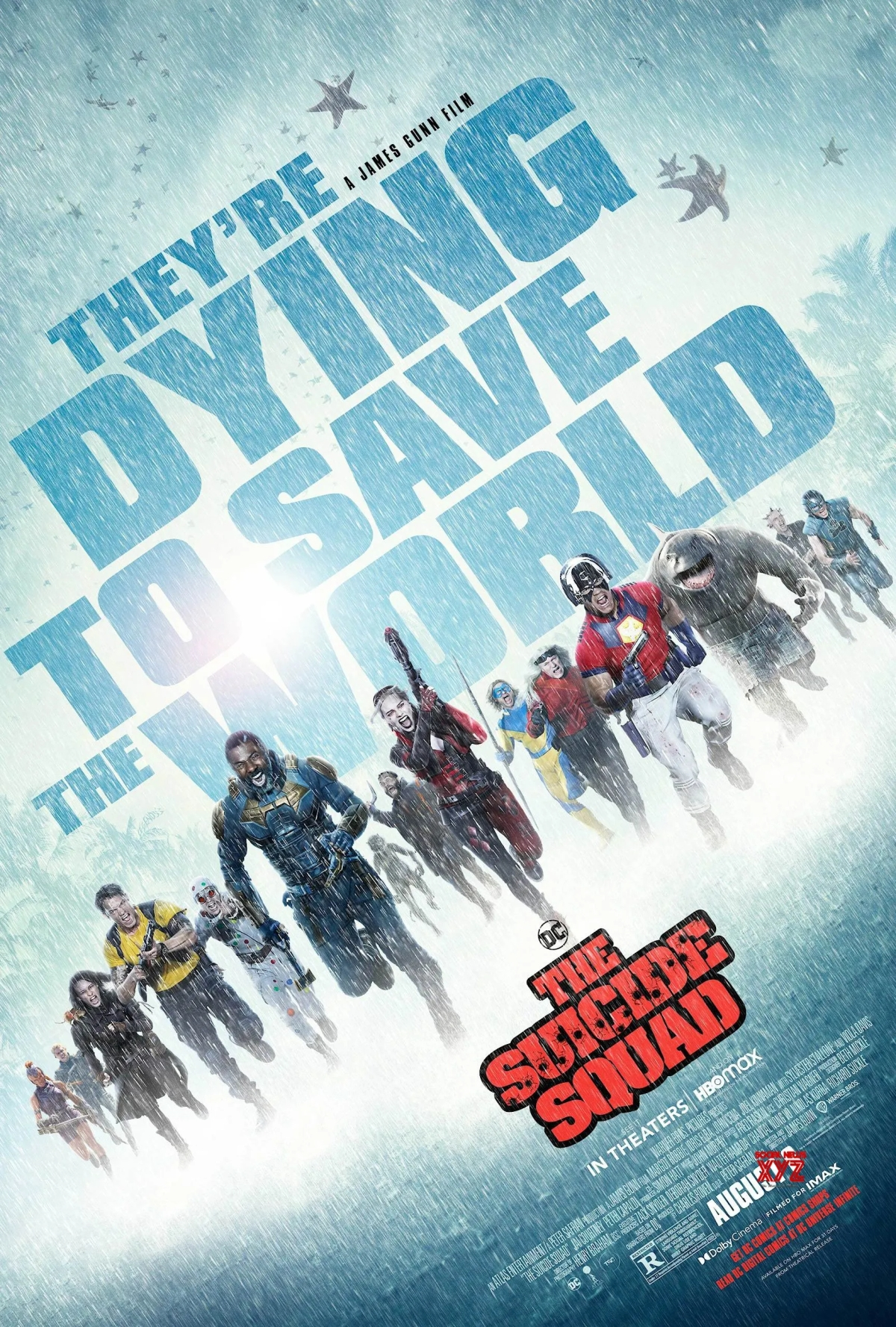 """""""The Suicide Squad"""": One-SentenceReview"""