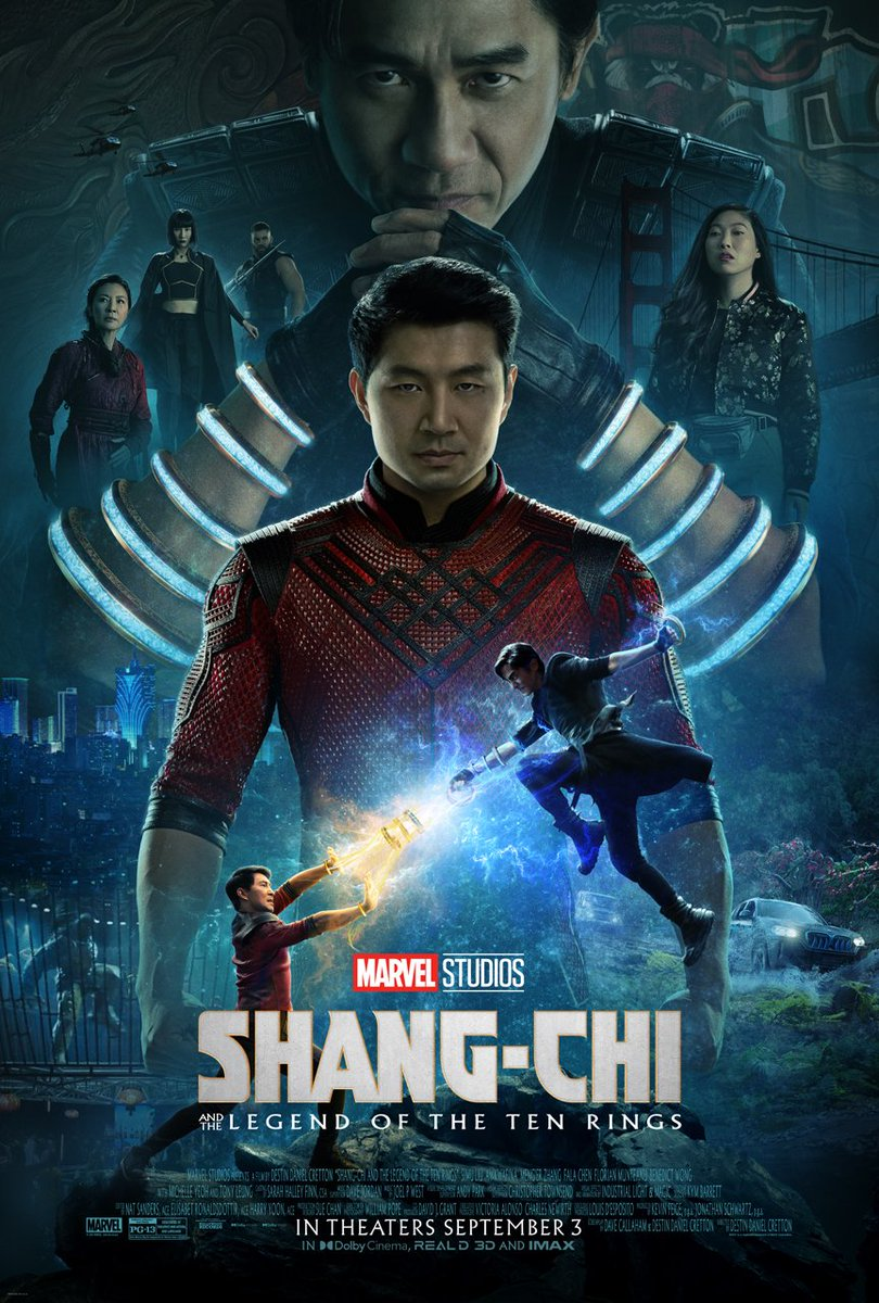 """""""Shang-Chi and the Legend of the Ten Rings"""": One-SentenceReview"""
