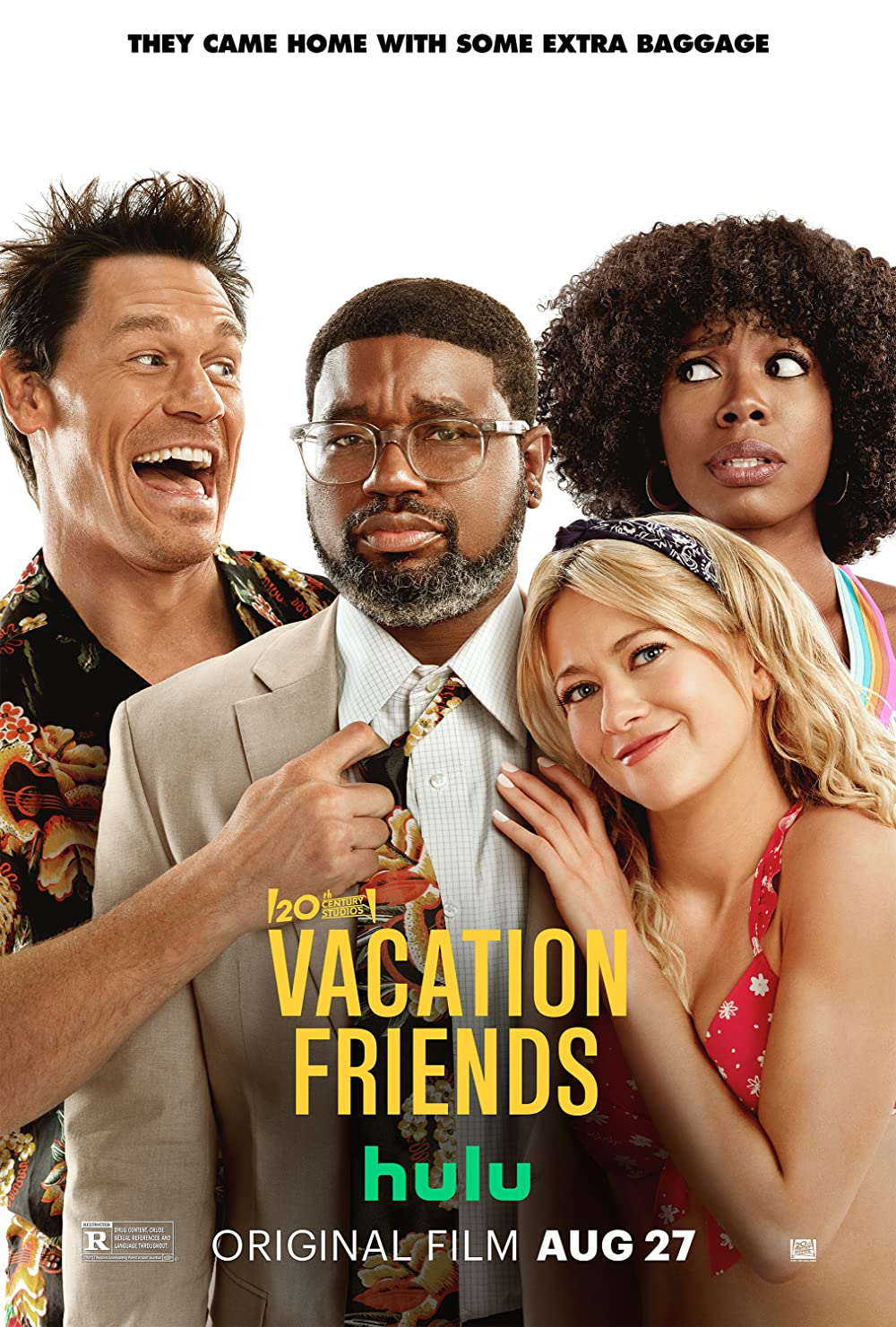 """""""Vacation Friends"""": One-SentenceReview"""