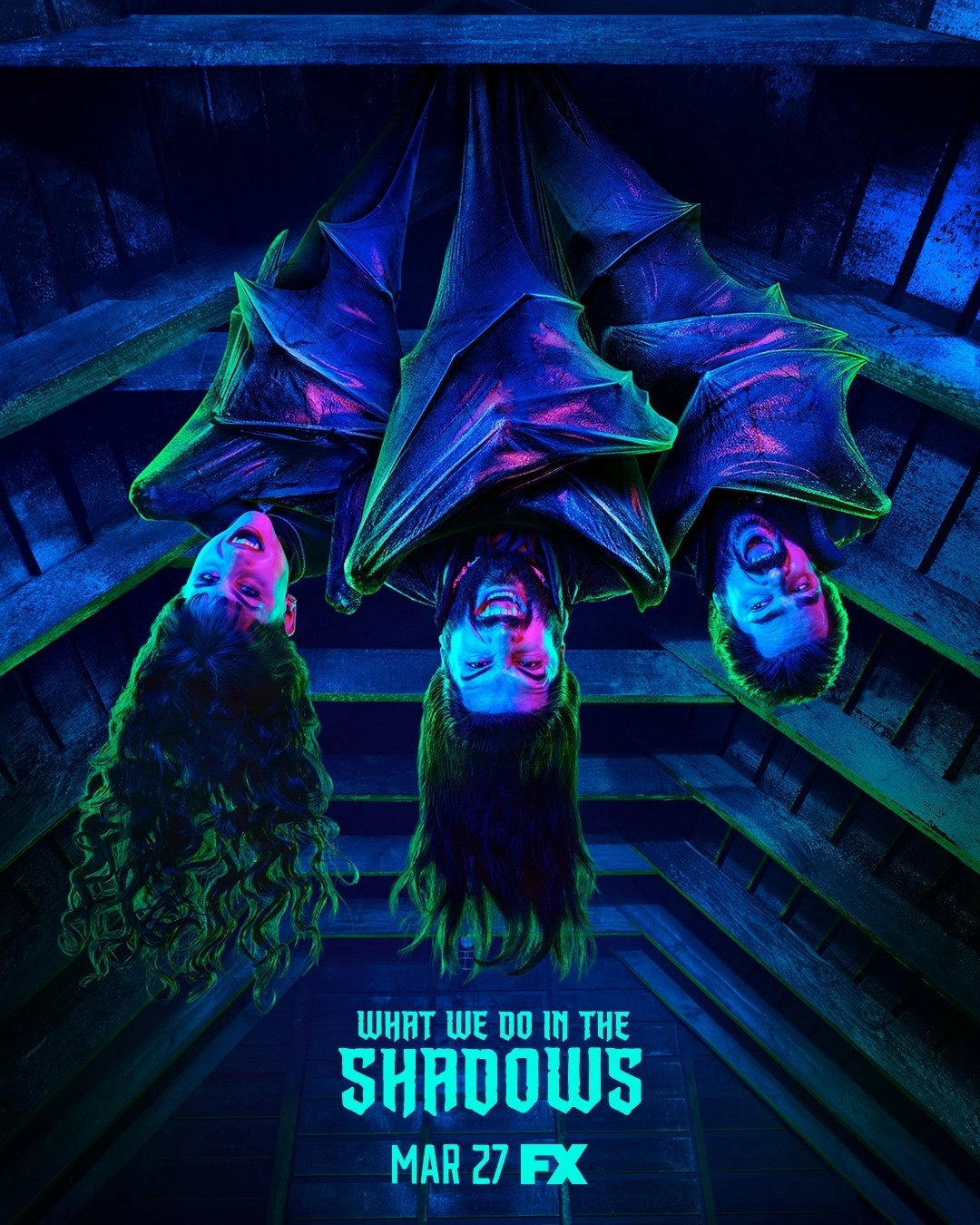 """""""What We Do in the Shadows: Season One"""": One-SentenceReview"""