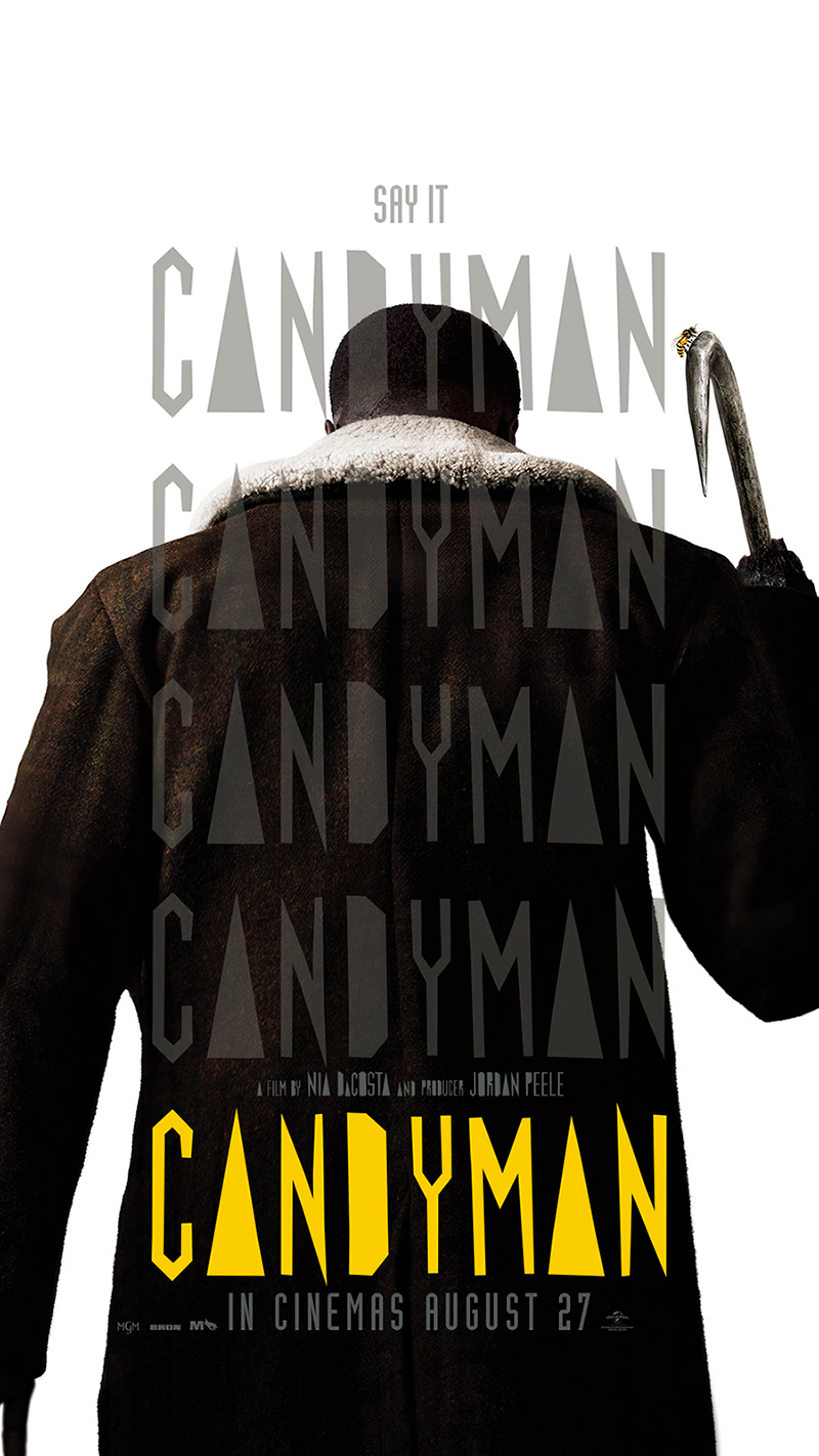 """""""Candyman (2021)"""": One-SentenceReview"""