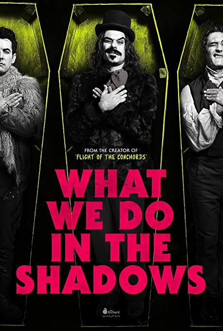 """""""What We Do in the Shadows"""": One-SentenceReview"""