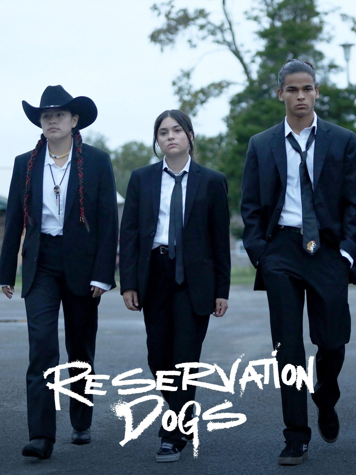"""""""Reservation Dogs"""": One-SentenceReview"""