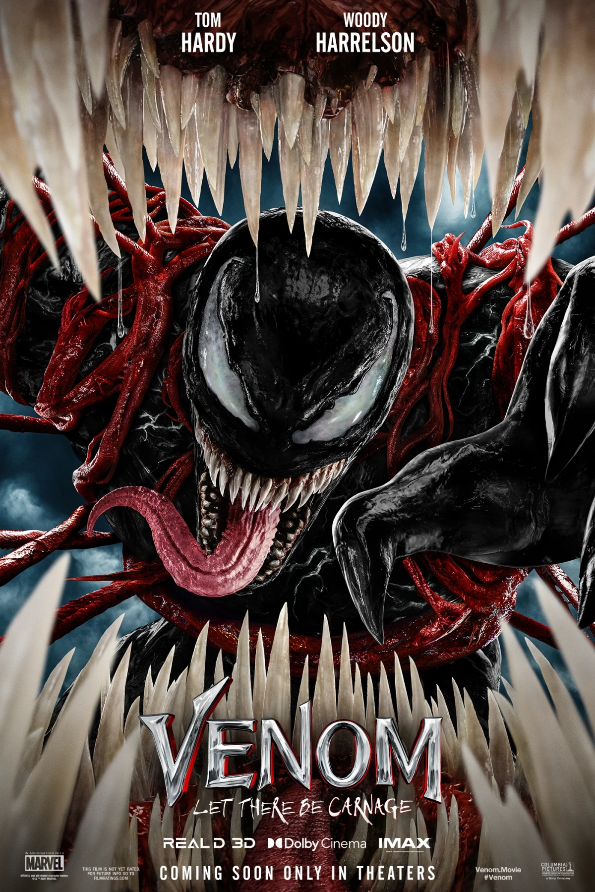 """""""Venom: Let There Be Carnage"""": One-SentenceReview"""