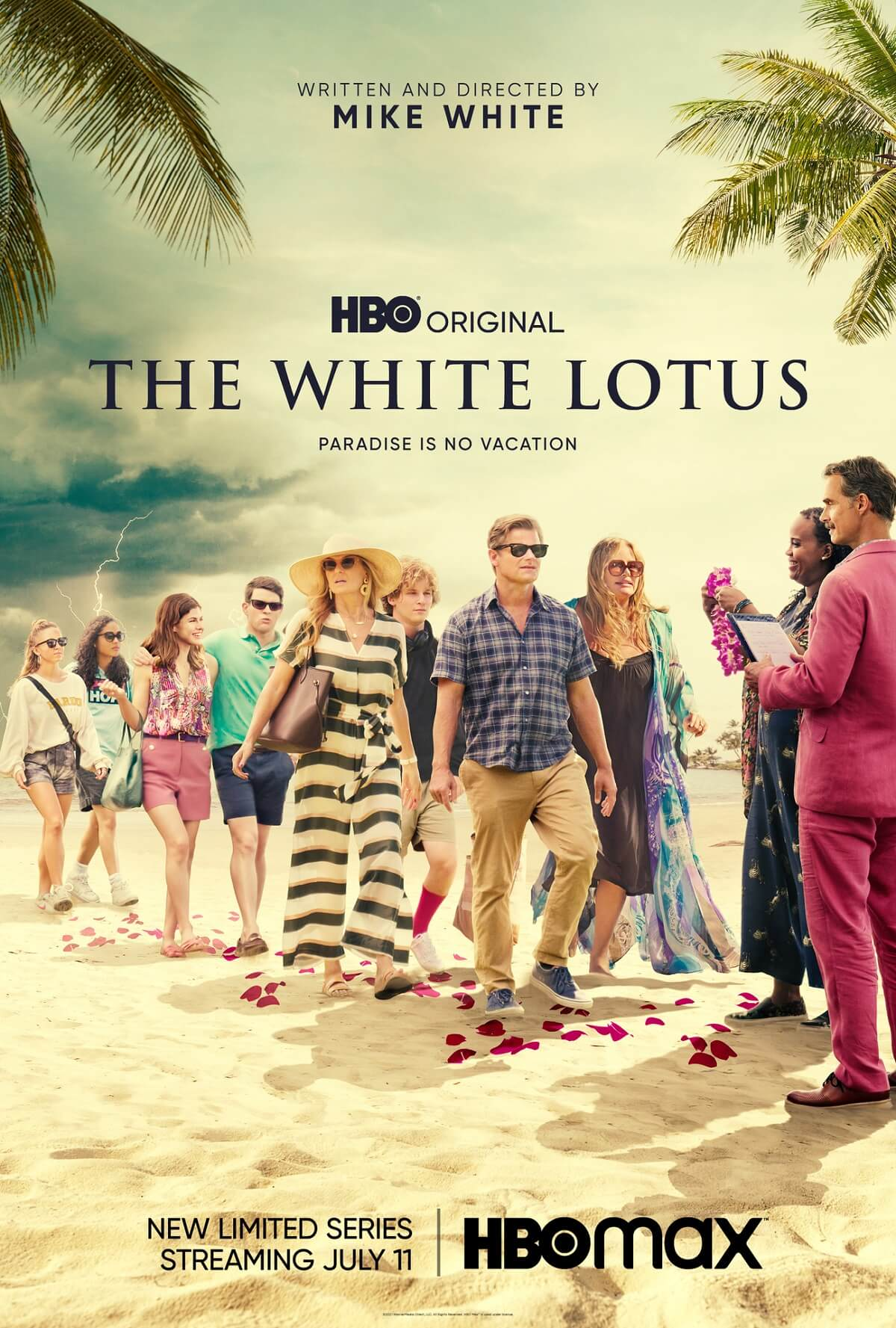 """""""The White Lotus"""": One-SentenceReview"""