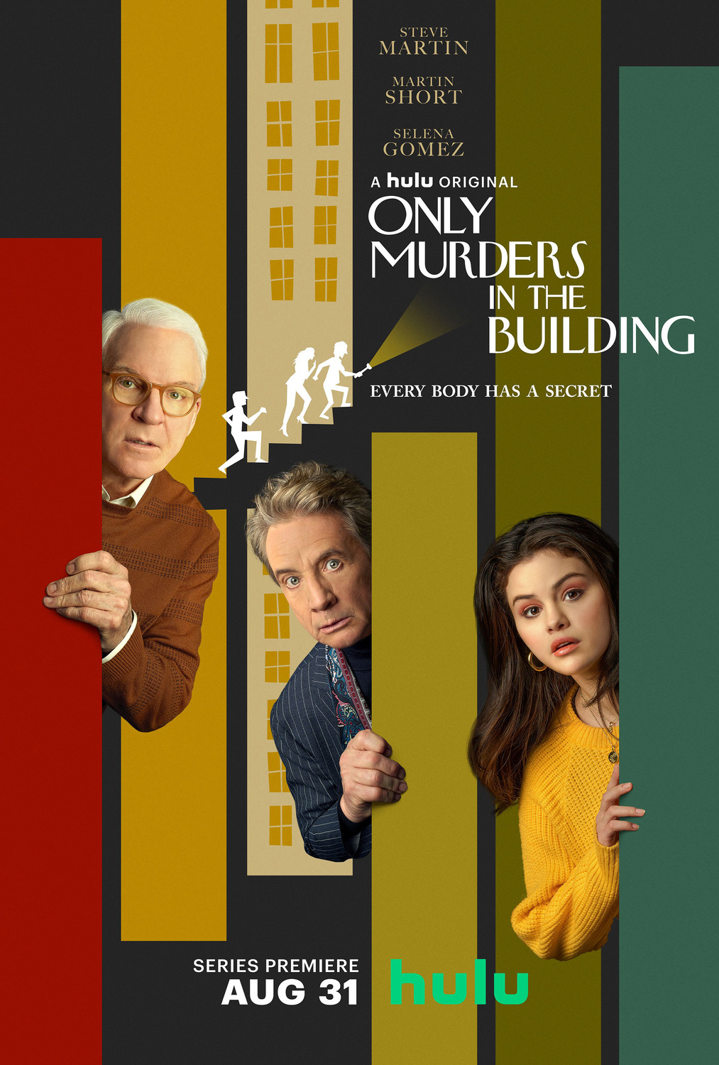"""""""Only Murders in the Building"""": One-SentenceReview"""
